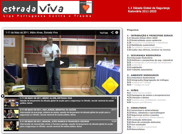Estrada Viva (capturado a 21 Set 2013)