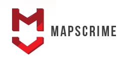 Logo da Mapscrime