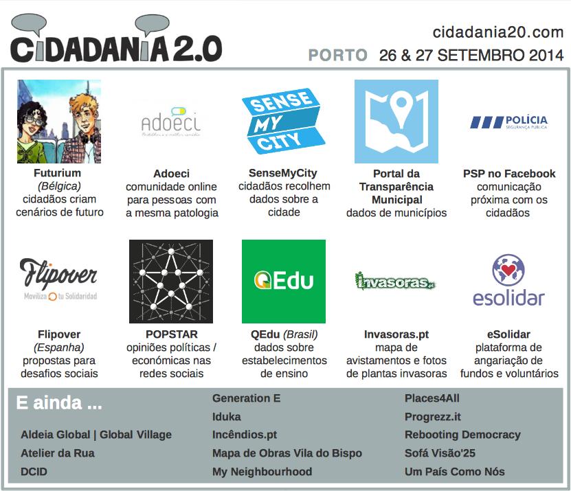 Programa completo do Cidadania 2.0 2014