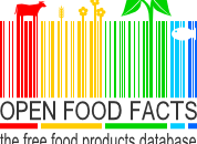 Logo do Open Food Facts