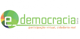 Logo do e-Democracia