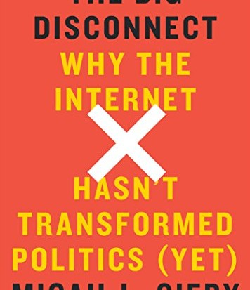 The Big Disconnect - capa do livro