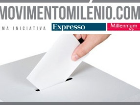 Banner do Movimento Milénio