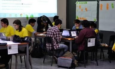 Hackathon en Santiago de Chile