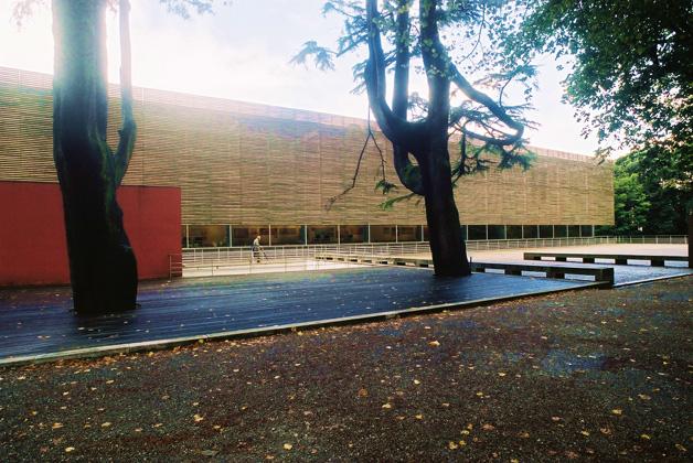 Biblioteca Municipal Almeida Garrett no Porto