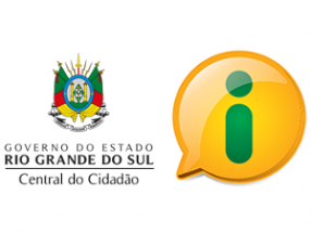 Central do Cidadão RS - logo