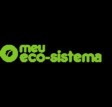 "Logo ""O Meu Eco-Sistema"""
