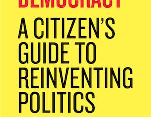 "Capa do livro ""Rebooting Democracy"""