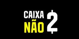"""Logo da campanha """"Caixa 2 Não"""""""