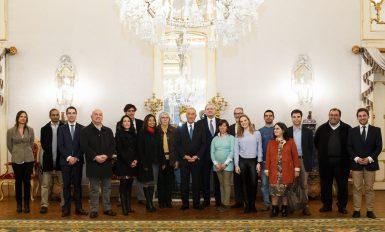 Fórum dos Cidadãos - Encontro com Presidente da República 2017
