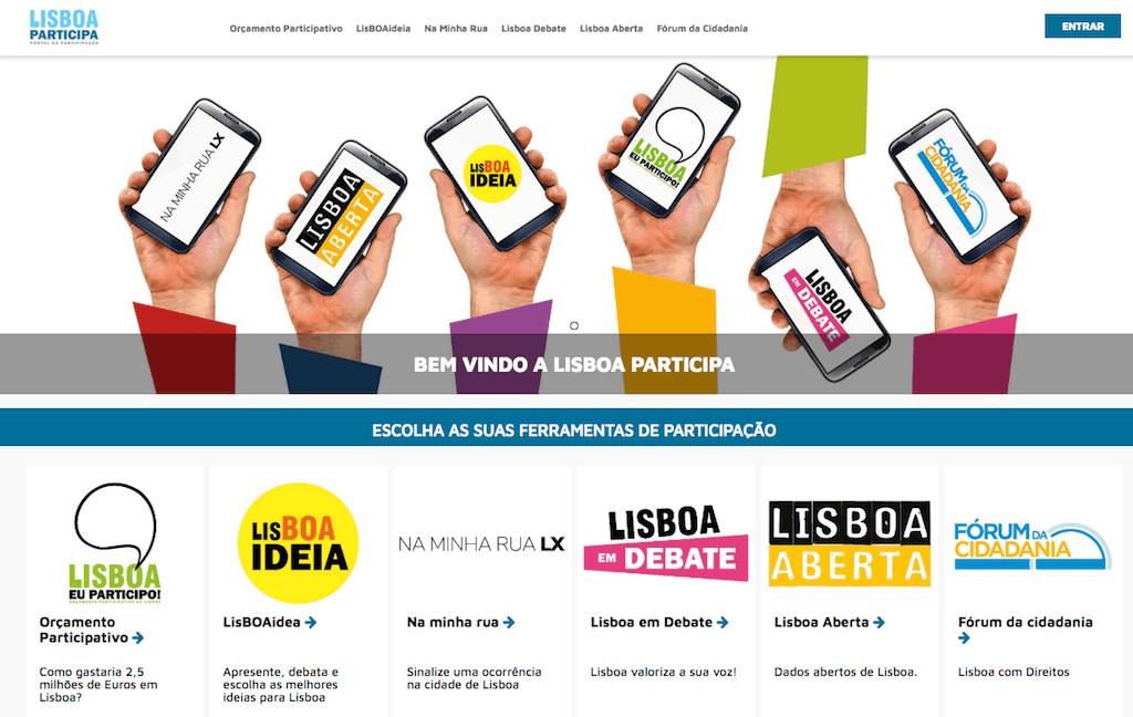 Lisboa Participa
