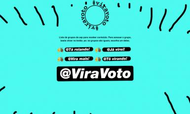 Website ViraVoto